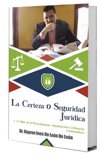 Certeza y seguridad juridica