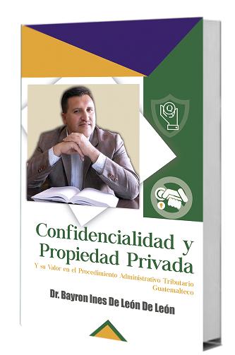 Confidencialidad y propiedad privada