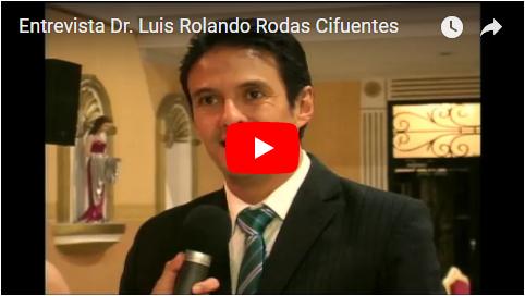Entrevista Dr. Luis Rodas