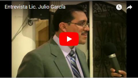 Entrevista Lic. Julio Garcia