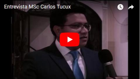 Entrevista MSc Carlos Tucux
