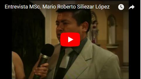 Entrevista MSc Mario Silieazar